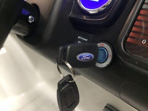 Contact sleutel Ford kinderauto