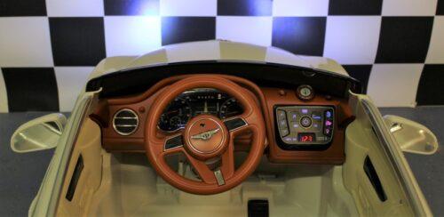 Dashboard Bentley Bentayga