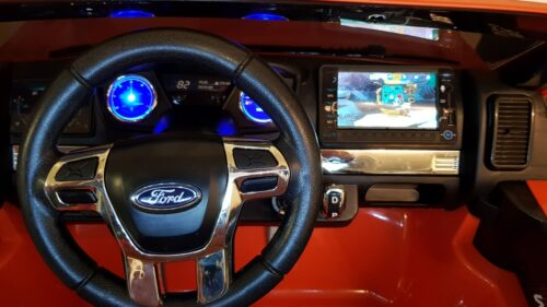 Dashboard Ford New Ranger