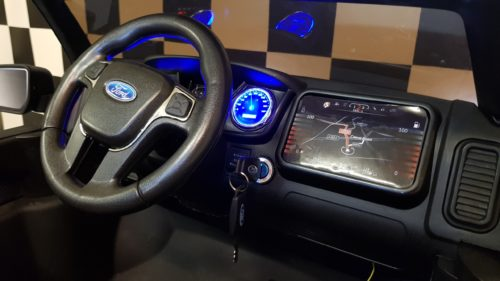 Dashboard Ford Ranger
