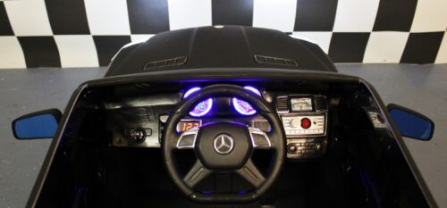 Dashboard accu auto Mercedes Benz GL63 12V 2.4G RC