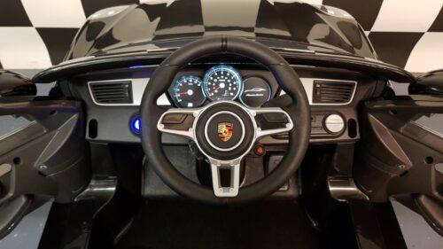 Dashbaord Porsche Macan kinderauto