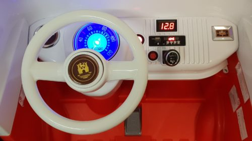 Dashboard kinderbus VW T1