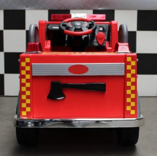 Speelgoedwagen Brandweer Fire Truck 12 volt accu