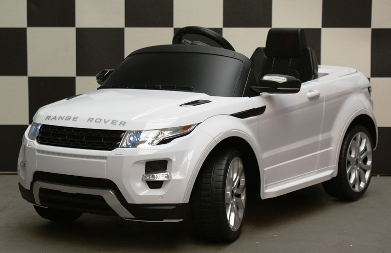 Kinderauto Range Rover Evoque 12V RC wit