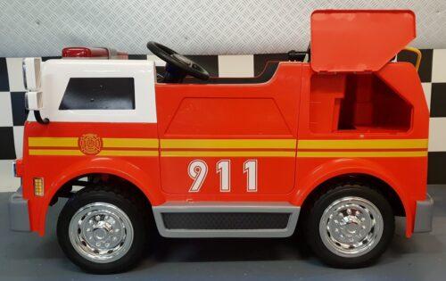Elektrische brandweerauto 2.4G afstandbediening