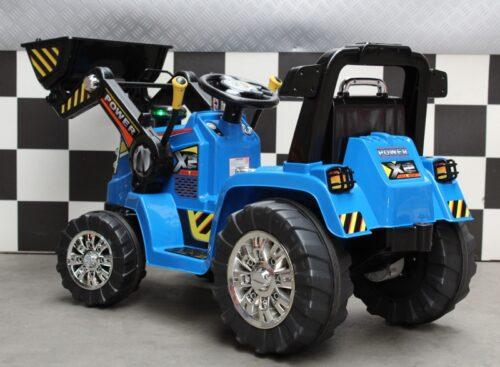 Accu tractor
