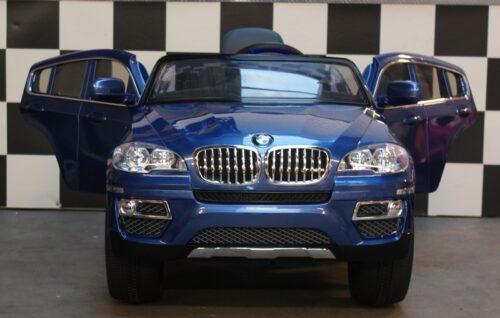 Kinderauto BMW X6 met afstandbediening
