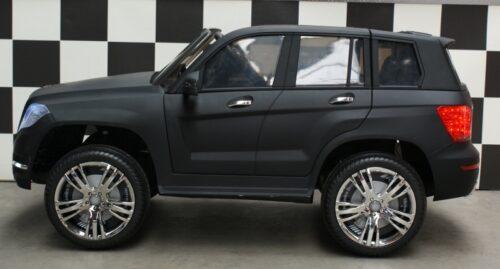 Mercedes GLK 300 mat zwarte accu auto 12v rc