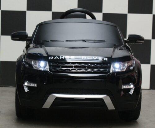 Range Rover Evoque zwarte accu auto rc