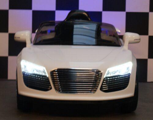 RX Sport elektrische kinderauto wit 12v