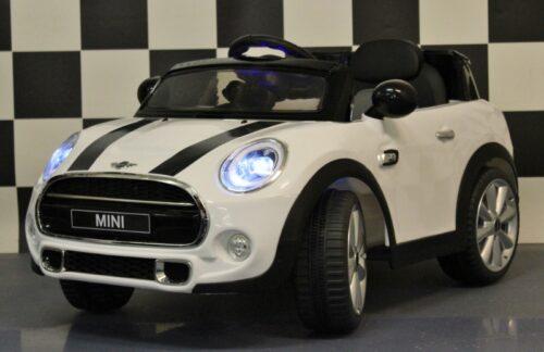 elektrische mini cooper kinderauto