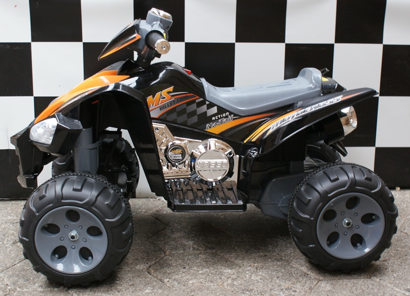Verwonderend Speelgoed Quad Ams 12v quad | Elektrische kinder quad 's bij Cars4Kids OI-55
