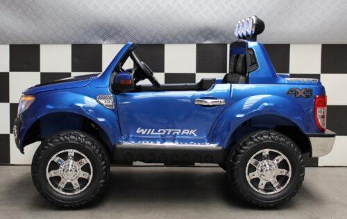 Accu auto Ranger XLS 12 volt blauw