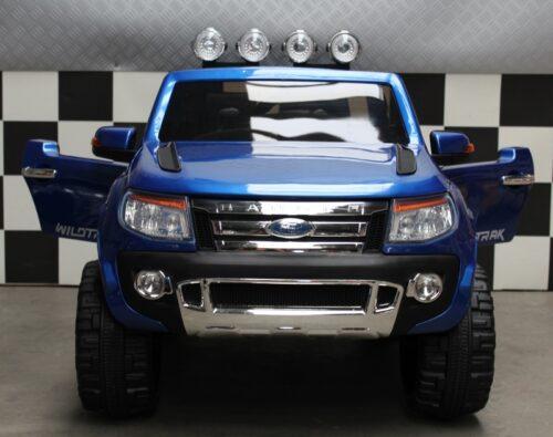 Kinderauto Ford Ranger blauw 2.4G afstandbediening