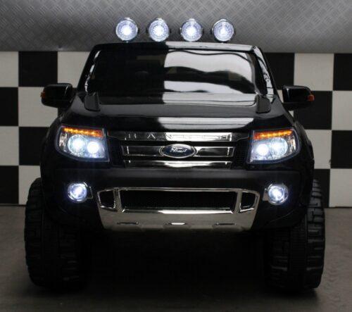 Speelgoedauto Ford 12 volt accu en 2.4G afstandbediening zwart