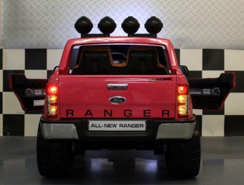 ford ranger roze kinderjeep 2.4g rc