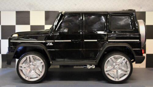 Metallic zwarte G65 accu auto 12V 2.4G