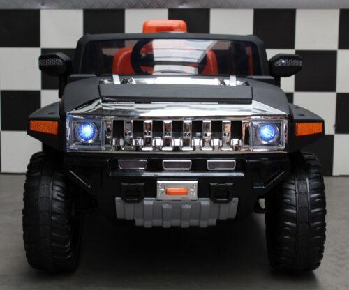 Speelgoedauto Hummer HX H4 12 volt 2.4G RC bediening