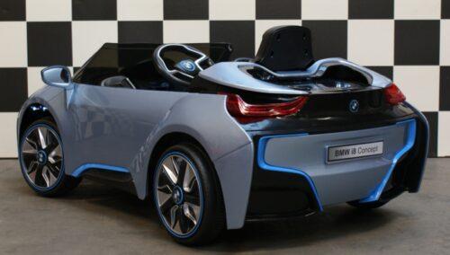 elektrische auto kind BMW