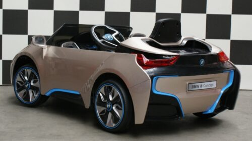 Kinder accu auto BMW i8 12v rc