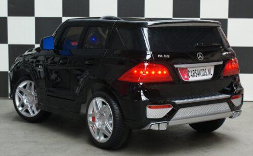 kinder accu auto mercedes ml63