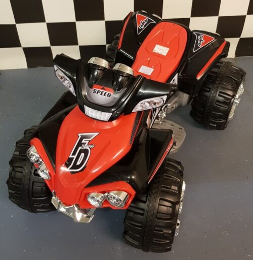 Kinder accu quad Team A 12 volt