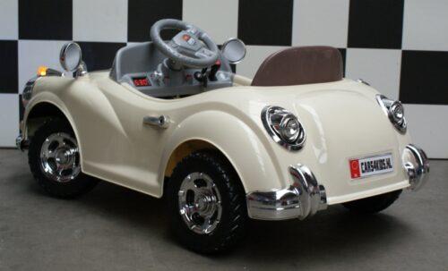 Speelgoedauto Oldtimer mini kinderauto 2x6 volt accu