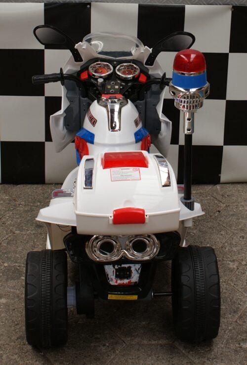 accu speelgoed motor politie