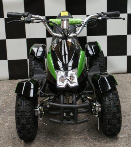 Kinderquad Cobra 36 volt groen