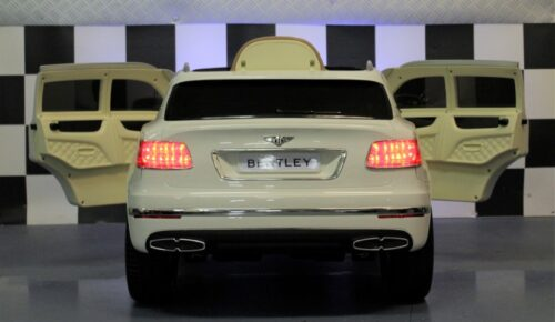 12 volt Bentley Bentayga kinderauto met RC