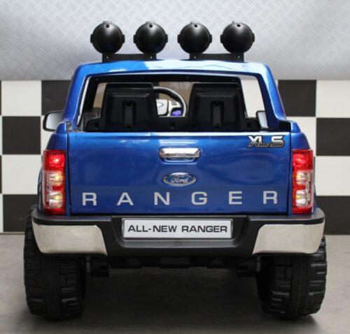 12 volt accu auto Ford 2.4G bestuurbaar blauw metallic