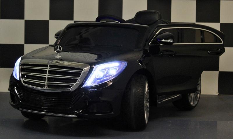 Mercedes S600 elektrische speelgoedauto met 2.4G afstandbediening