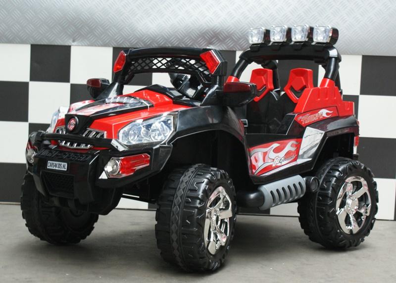 Triumph accu jeep 12 volt 2 snelheden RC