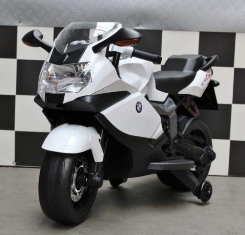 bmw speelgoed motor K1300 S wit