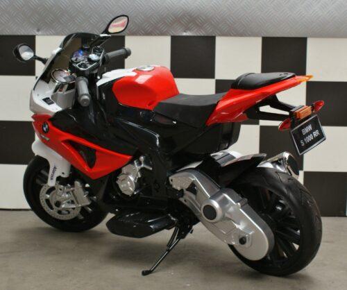 BMW elektrische accu speelgoedmotor 12 volt