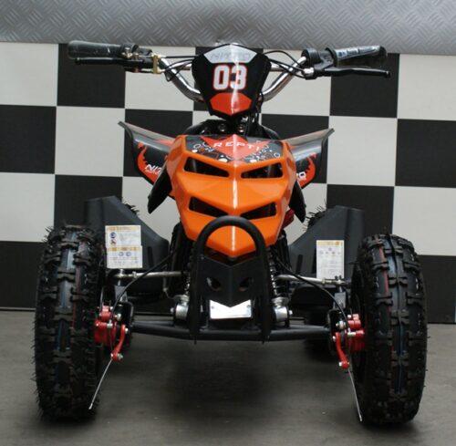 36 volt mini quad Repti oranje