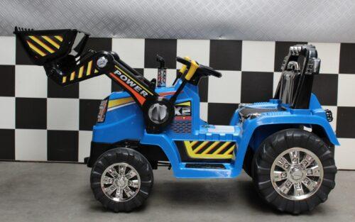 accu speelgoed tractor