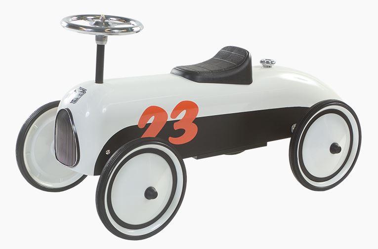 Max Retro Roller loopauto metaal