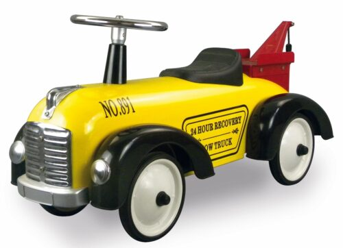 Takelwagen loopauto metaal