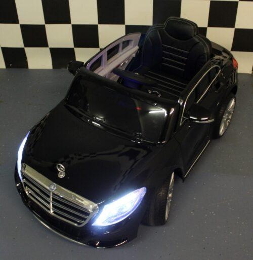 mercedes s600 accu auto 2.4g rc bediening