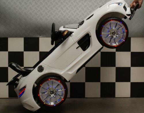 Kinder speelgoedauto Mercedes SLS afstandbediening 2.4G 12 volt accu