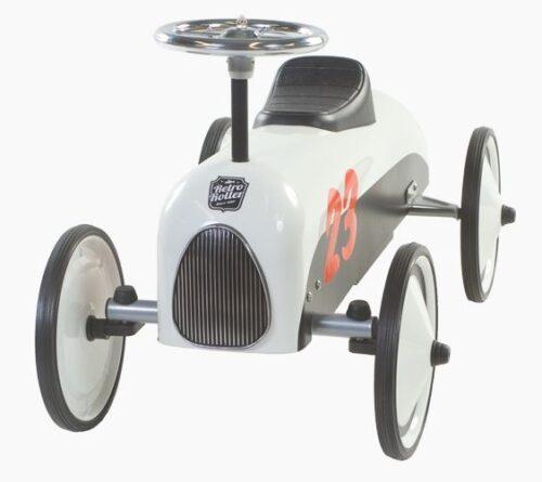 Max Retro Roller loopwagen metaal