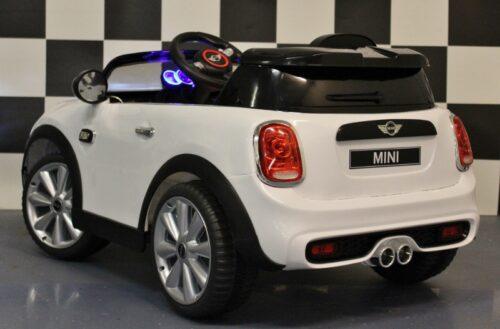 mini cooper kinderauto 12 volt