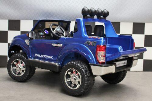 Elektrische kinderauto Ford Ranger 2.4G afstandbediening 12 volt