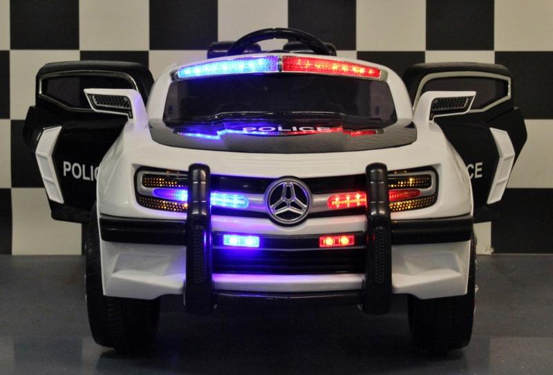 Speelgoed Kinderauto Politie Elektrische Kinderauto Met