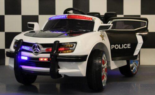 elektrische speelgoedauto politie