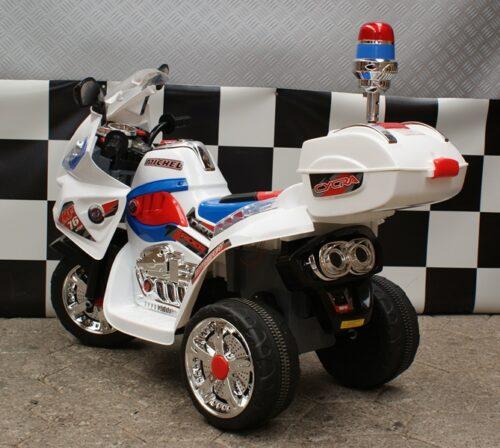 speelgoed motor politie