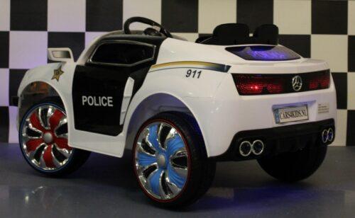 Accu speelgoed auto Politie