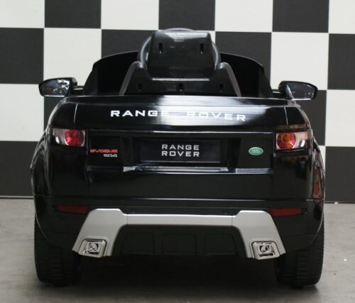 Range Rover Evoque accu auto 6v zwart